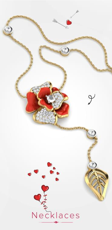 Charmed Jewellery Collection - CaratLane A Tanishq Partnership